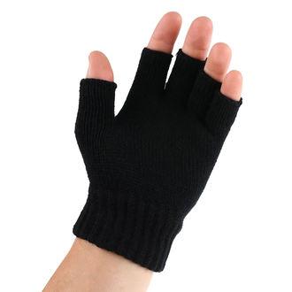 rukavice bezprstové AC/DC - Logo, RAZAMATAZ, AC-DC