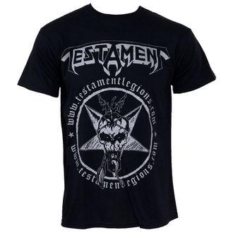 tričko pánske Testament - Legions, RAZAMATAZ, Testament