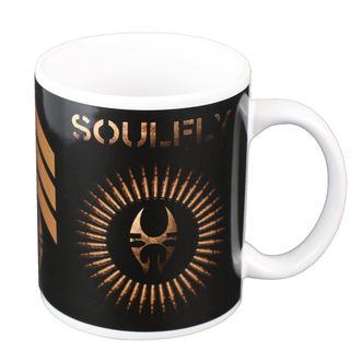 hrnček Soulfly - Frontlines, ROCK OFF, Soulfly