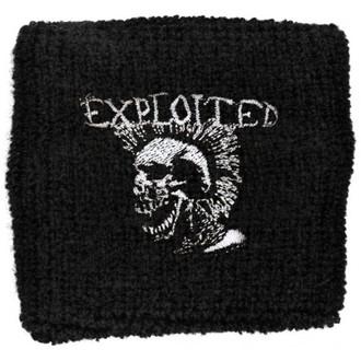 potítko Exploited - Mohican Skull, RAZAMATAZ, Exploited