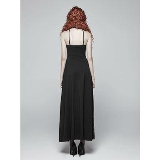 šaty dámske PUNK RAVE - Antagonism - OQ-395 BK
