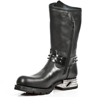 topánky NEW ROCK - ITALI ANTIK MOTOROCK T.ACERO, NEW ROCK