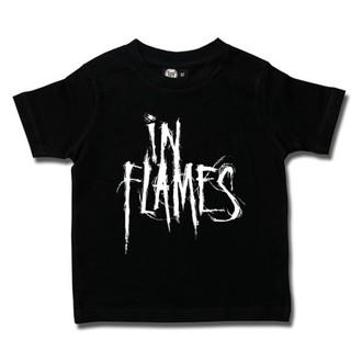 tričko detské In Flames - Logo - Metal-Kids, Metal-Kids, In Flames