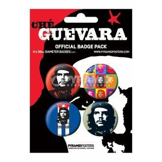 odznaky Che Guevara - BP80105, PYRAMID POSTERS, Che Guevara