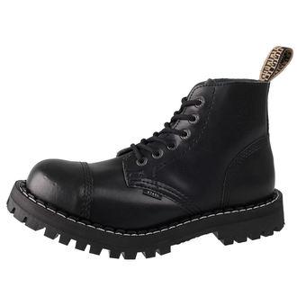 topánky STEEL - 6 - DIERKOVÉ -127,128/0, STEEL
