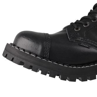 topánky STEEL - 6 - DIERKOVÉ -127,128/0 - BLACK