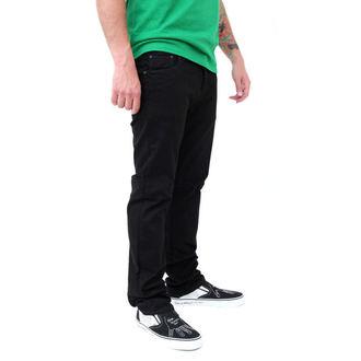 nohavice pánske (jeansy) VANS - Skinny Overdye PP, VANS