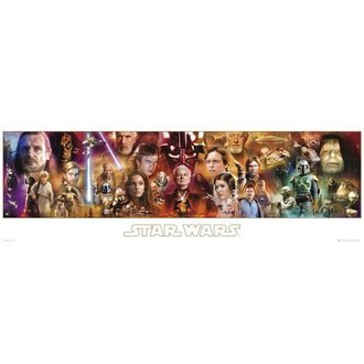 plagát Star Wars - Complete - GB posters, GB posters