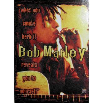 vlajka Bob Marley - Reveals, HEART ROCK, Bob Marley
