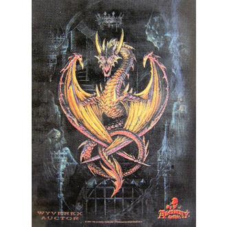 vlajka Achema Gothic HFL 346 , HEART ROCK