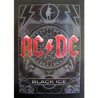vlajka AC-DC 'Black Ice' HFL 0979 , HEART ROCK, AC-DC