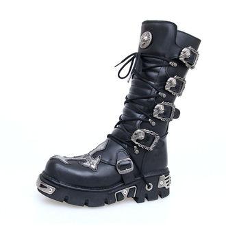Topánky New rock - Cross Boots (403-S1) Black - N-8-09-700-00