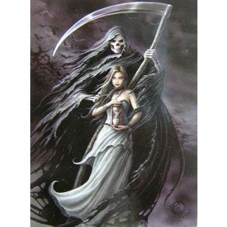 vlajka Anne Stokes - Summon The Reaper, ANNE STOKES
