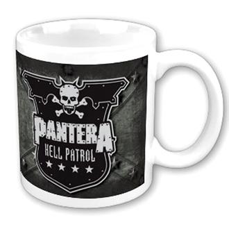 hrnček Pantera - Hell Patrol - ROCK OFF, ROCK OFF, Pantera