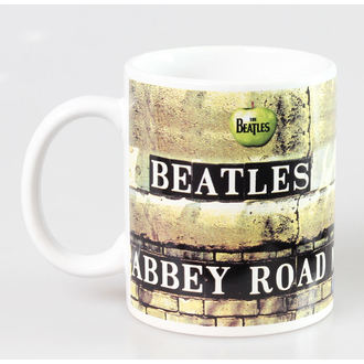 hrnček Beatles - Abbey Road - ROCK OFF, ROCK OFF, Beatles
