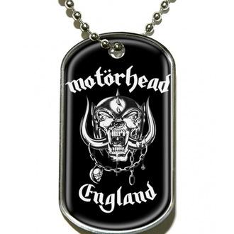 obojok 'psia známka' Motörhead 'England', RAZAMATAZ, Motörhead