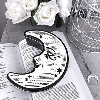 dekorácia (krabička) KILLSTAR - Whimsy crescent - BLACK, KILLSTAR