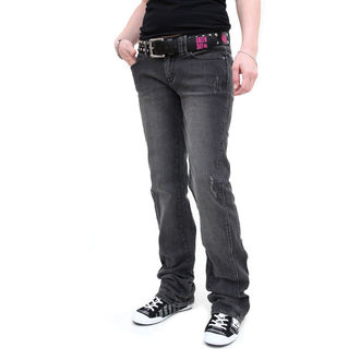 nohavice dámske (jeansy) CIRCA - Engineered Straight Jean, CIRCA