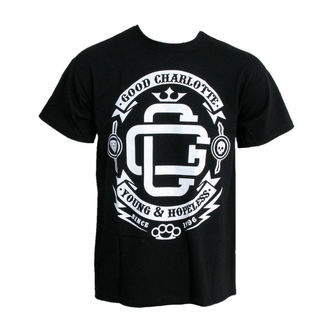 tričko pánske CID - Good Charlotte, BRAVADO, Good Charlotte