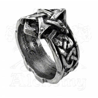 prsteň Celtic Theurgy-Ring ALCHEMY GOTHIC - R50