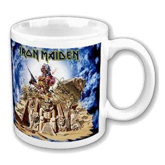hrnček Iron Maiden 'Somewhere Back In Time' CID, ROCK OFF, Iron Maiden