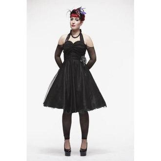 šaty dámske HELL BUNNY 'Harmony Black', HELL BUNNY