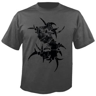 tričko pánske Sepultura 'Logo grey' NUCLEAR BLAST, NUCLEAR BLAST, Sepultura