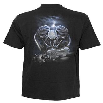 tričko pánske SPIRAL 'Ride To Hell', SPIRAL