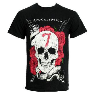 tričko pánske Apocalyptica 'Skull' CID, LIVE NATION, Apocalyptica
