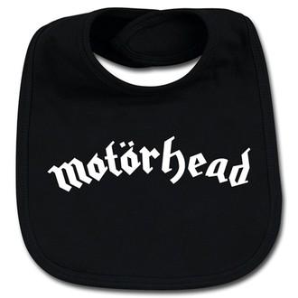 podbradník Motörhead - Logo Baby Bib - Metal-Kids, Metal-Kids, Motörhead