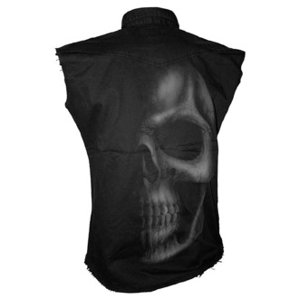 košeľa pánska bez rukávov SPIRAL