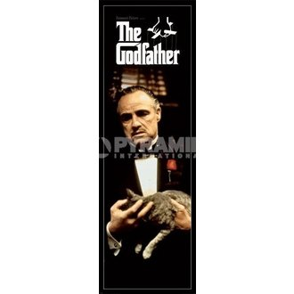 plagát The Godfather (Cat) - PYRAMID Posters, PYRAMID POSTERS