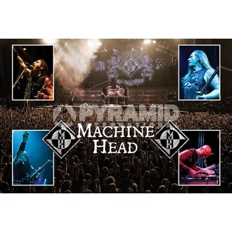 plagát Machine Head (Live) - PYRAMID Posters, PYRAMID POSTERS, Machine Head