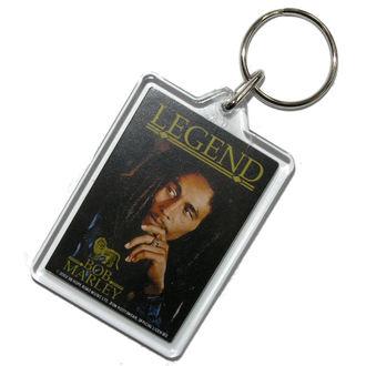 kľúčenka (prívesok) Bob Marley - Legend - PYRAMID POSTERS, PYRAMID POSTERS, Bob Marley