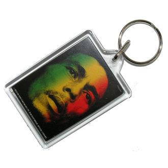 kľúčenka (prívesok) Bob Marley - Face - PYRAMID POSTERS, PYRAMID POSTERS, Bob Marley