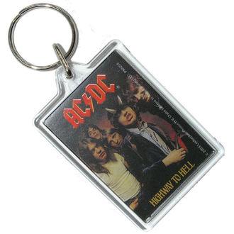kľúčenka (prívesok) AC/DC - Highway - PYRAMID POSTERS, PYRAMID POSTERS, AC-DC