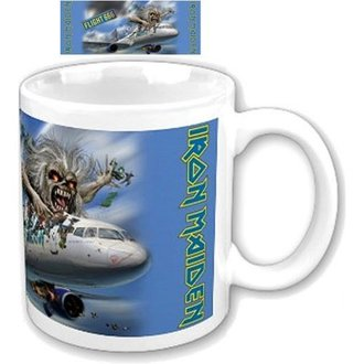 hrnček Iron Maiden - Flight 666 Boxed Mug - ROCK OFF, ROCK OFF, Iron Maiden
