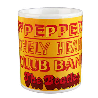 hrnček Beatles - Sgt Pepper Boxed Mug - ROCK OFF, ROCK OFF, Beatles