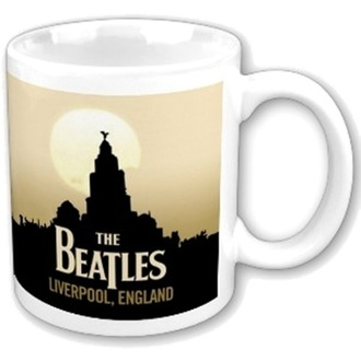 hrnček Beatles - Beatles Liverpool Boxed Mug - ROCK OFF, ROCK OFF, Beatles