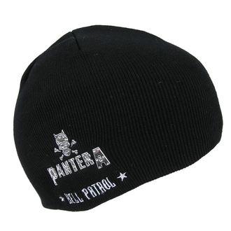 čiapka Pantera - Hell Patrol beanie hat grey - ROCK OFF, ROCK OFF, Pantera
