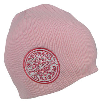 čiapka Beatles - Pink Sgt Pepper Beanie - ROCK OFF, ROCK OFF, Beatles