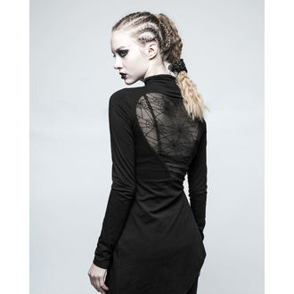 tričko dámske s dlhým rukávom (tunika) PUNK RAVE - ForgetMeNot, PUNK RAVE