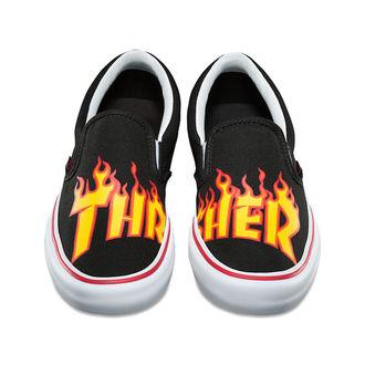 topánky pánske VANS - SLIP-ON PRO (THRASHER) B, VANS
