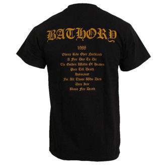tričko pánske Bathory - Blood Fire Death, PLASTIC HEAD, Bathory