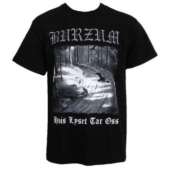 tričko pánske Burzum - Hvis Lyset Tak Oss - PLASTIC HEAD , PLASTIC HEAD, Burzum