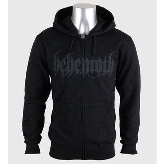 mikina pánska sa zipsom Behemoth - Logo - PLASTIC HEAD, PLASTIC HEAD, Behemoth