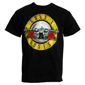 tričko pánske Guns and Roses - Classic Logo - BRAVADO - 12162001BP