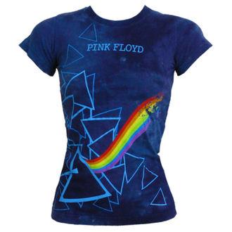 tričko dámske Pink Floyd - Prism Longer Length - LIQUID BLUE, LIQUID BLUE, Pink Floyd
