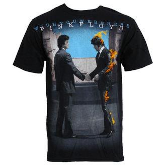 tričko pánske Pink Floyd - Have A Cigar - LIQUID BLUE - 31832