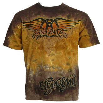 tričko pánske Aerosmith - Ray Logo - LIQUID BLUE, LIQUID BLUE, Aerosmith